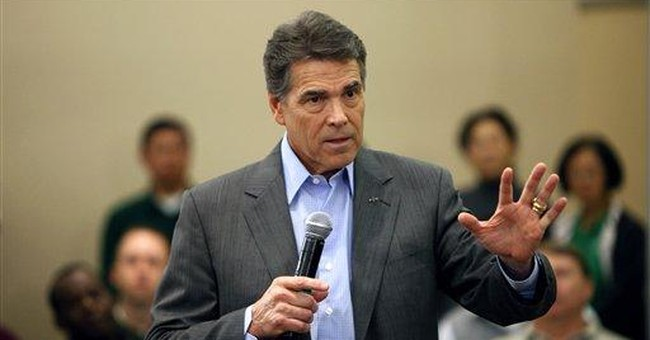 Romney automated calls assail Perry in Iowa