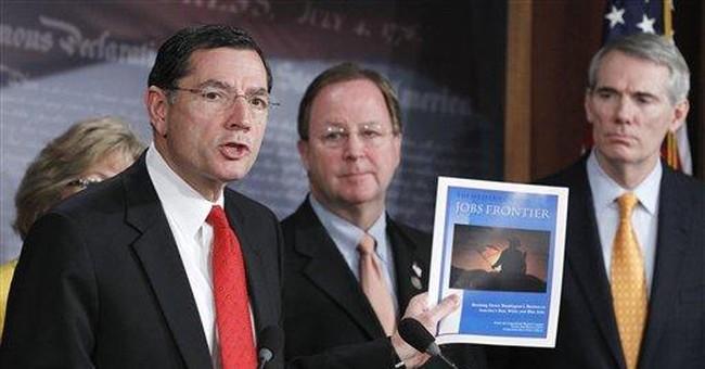 Senate GOP blocks Obama infrastructure plan