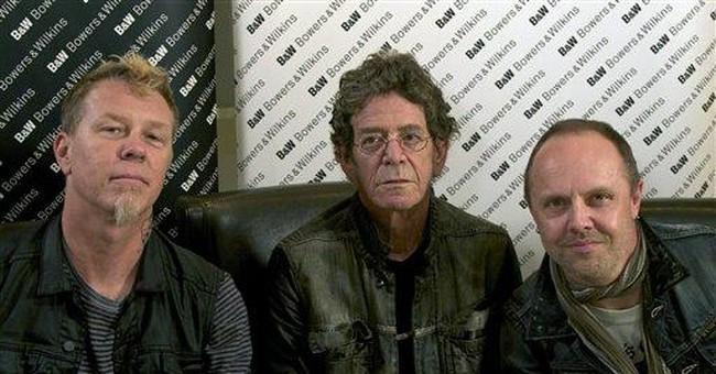 Aronofsky to direct Lou Reed, Metallica video