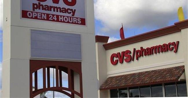 CVS Caremark 3Q profit rises 7 percent