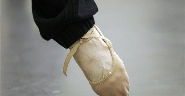 From South Dakota to the Bolshoi, a dancer's leap