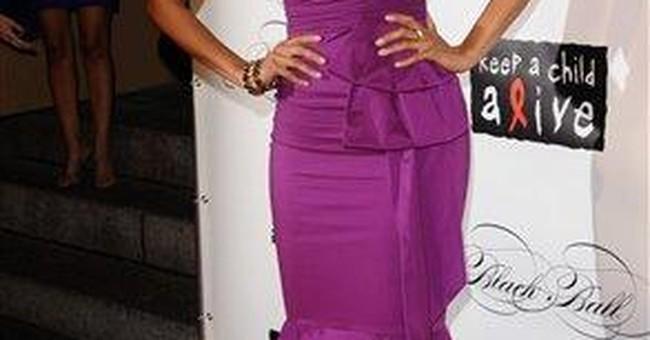 Alicia Keys continues to raise money at Black Ball