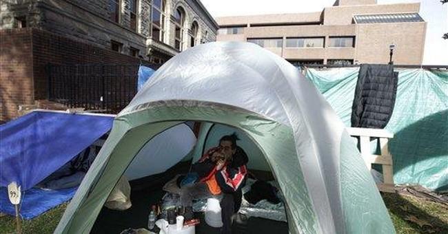 College professors host classes in Occupy Seattle