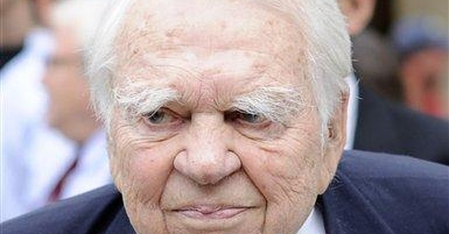 Former '60 Minutes' commentator Andy Rooney dies