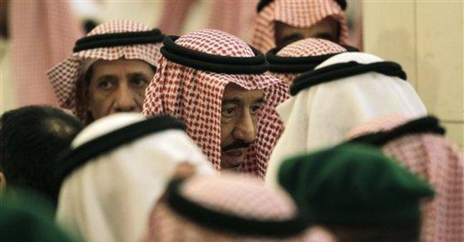 Saudi Arabia names new defense minister
