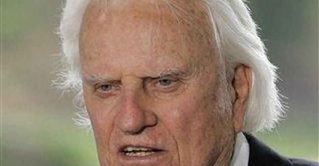Graham, America's most famous preacher, turns 93