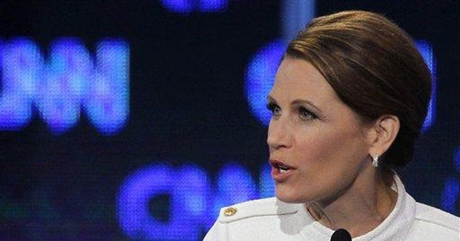 Bachmann pushes everyone-pays income tax plan
