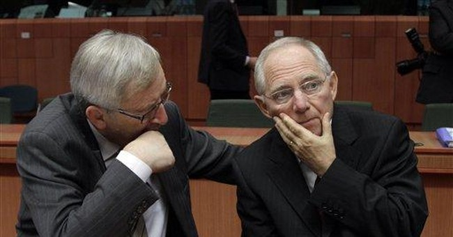 Eurozone wants cross-party commitment in Greece