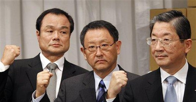 Japan executives, unions demand lower auto taxes