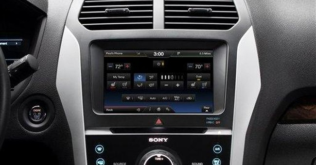 Ford to upgrade MyFord Touch after taking heat