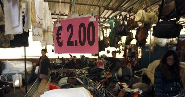 Economic, political paralysis threatens Italy