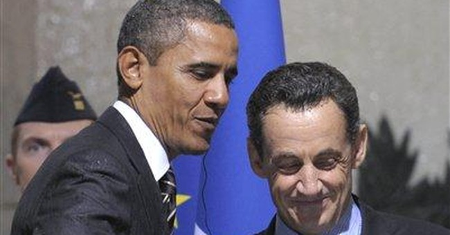 Sarkozy overheard to Obama: Netanyahu is a liar