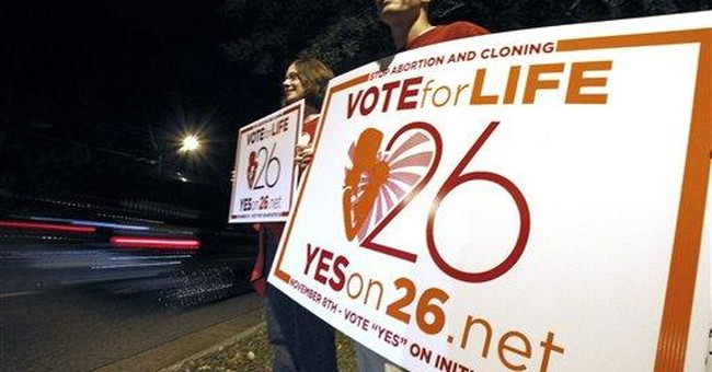 Women out front in defeat of MS abortion measure