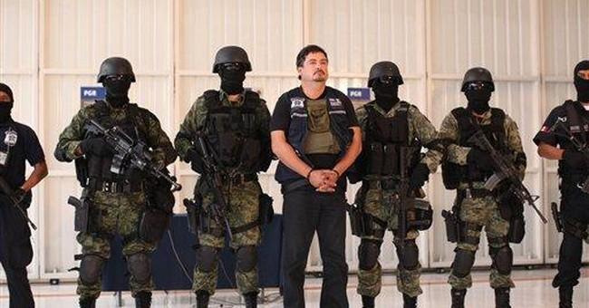 Mexico detains a top operator of Sinaloa cartel