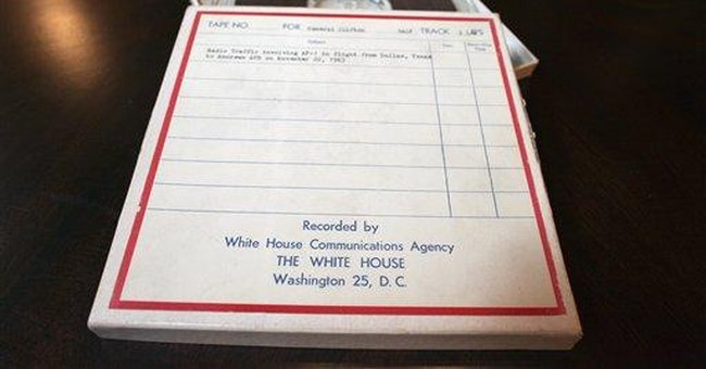 AP Exclusive: Lost JFK assassination tapes on sale