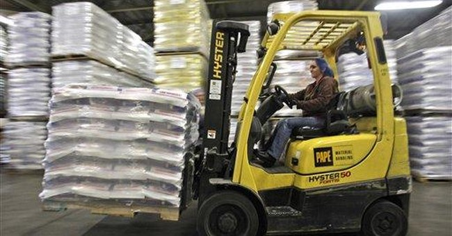 US farm exports boom as rest of economy struggles