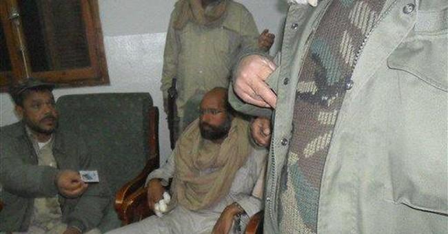 Hague prosecutor seeks fair trial for Gadhafi son