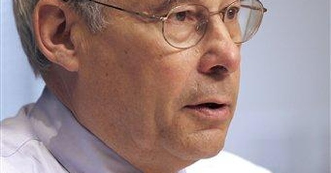 Medicare chief steps aside in political impasse