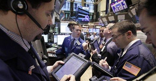 Spreading Europe stress sends stock market lower