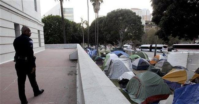 Mayor: Occupy LA must leave City Hall camp Monday