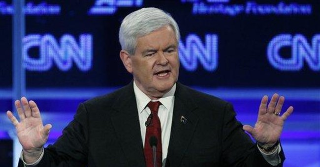 Gingrich: I'm not perfect, yet better than Romney