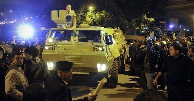 Egypt: Muslim Brotherhood says wants to form gov't
