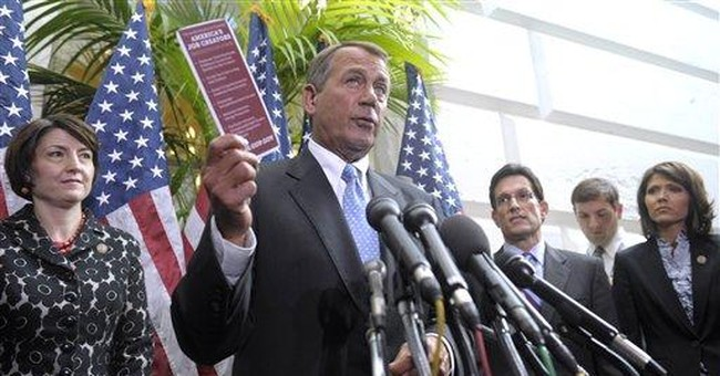 GOP: Offsetting cuts must cover payroll tax relief