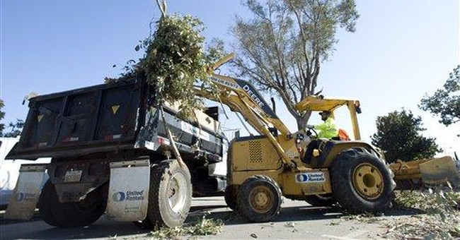 Thousands still without power after Calif. winds