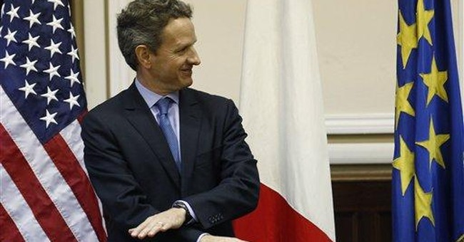 Geithner, Fitch praise Italy's new austerity moves