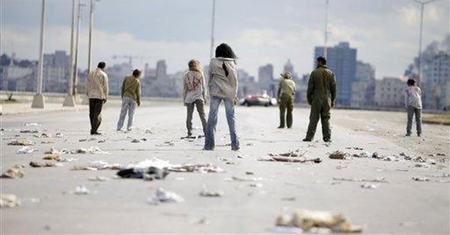 Brainnnssss! Zombies storm Havana cinema festival