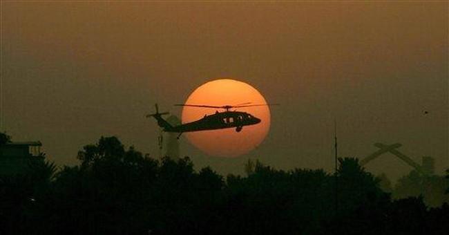 Iraq: A war of muddled goals, painful sacrifice