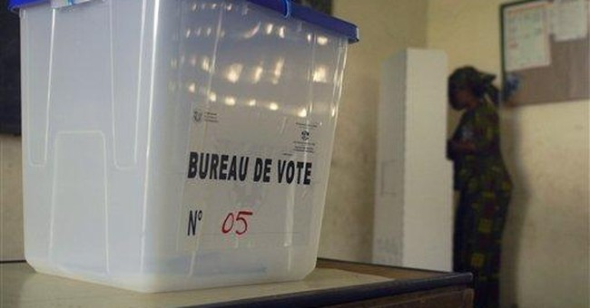 Ivory Coast legislative polls see thin turnout