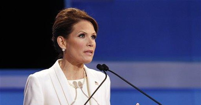 Paul, Bachmann spar over Iran and nuclear threat