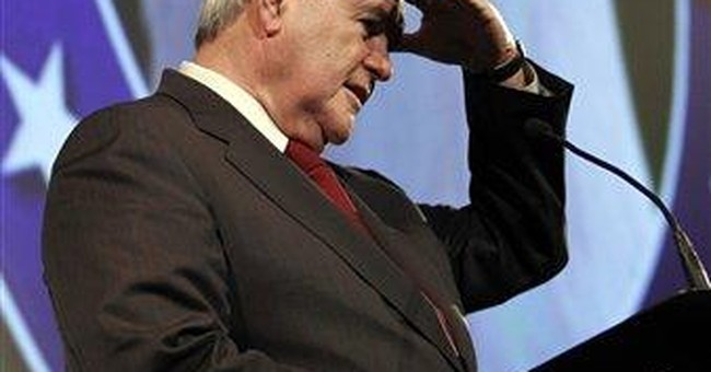 Gingrich: Voters looking past his personal history