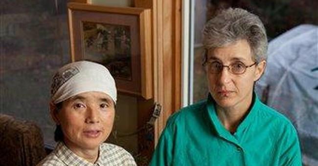 Deportation could split up lesbian Vt. couple