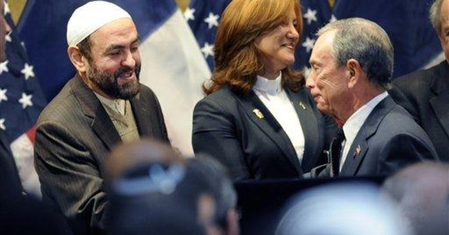 Muslims skip NYC mayor's event to protest spying