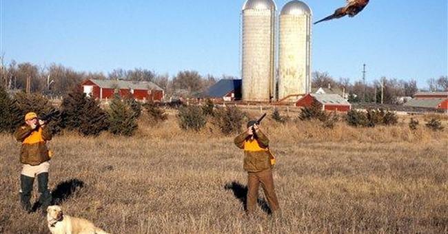 Harsh winters, habitat loss hurts Plains hunting