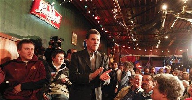 Perry supports English as official language in US