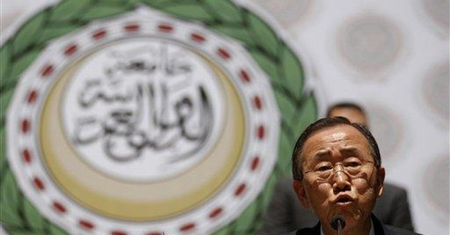 UN chief to focus on sustaining Arab Spring