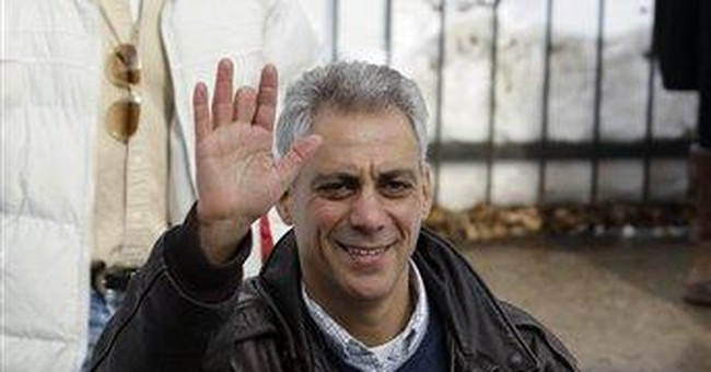 Emanuel vows to tackle Chicago corruption as mayor
