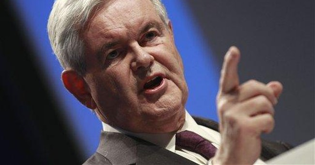 Gingrich schedules Thursday meeting with Ga. gov