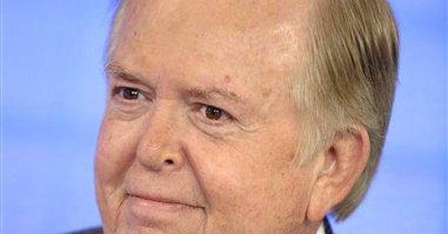 Back to business for Lou Dobbs