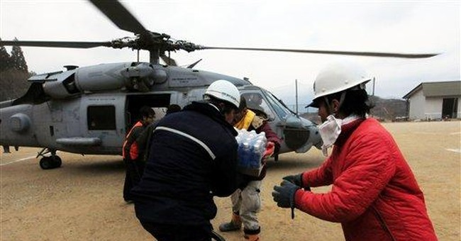 US starts evacuating some Americans out of Japan