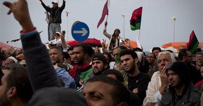 Gadhafi anti-aircraft guns a danger for NATO