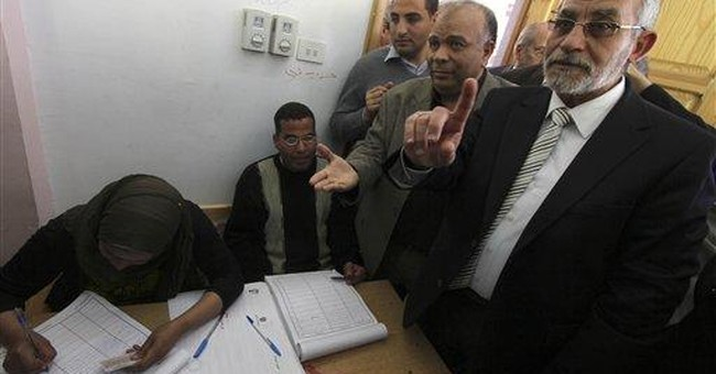Egypt: Constitution changes pass in referendum