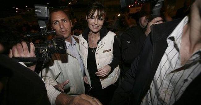US politician Sarah Palin visits Israel