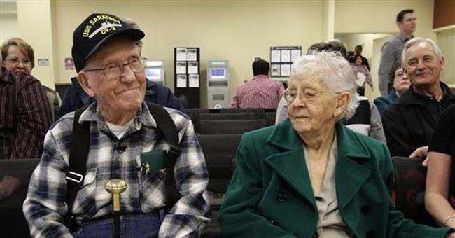 Centralia man, 95, has US citizenship confirmed