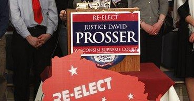 Wis. voters send governor strong, angry message