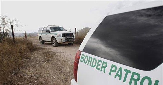 "CBP Agent Warns of Ongoing Threat of ""Nearly Unguarded Northern Border"""