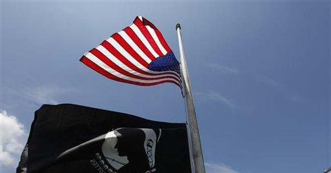Air Force Removes Bible From POW-MIA Display